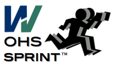 Wissen OHS-sprint